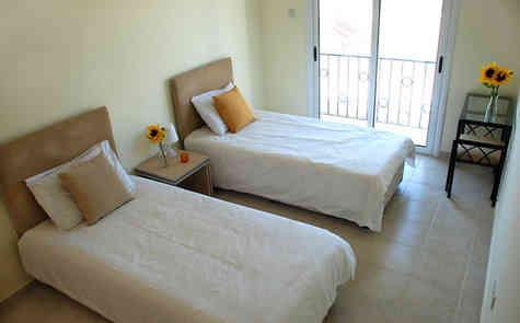Пентхаус с двумя спальными комнатами в Богаз