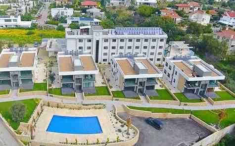 Новая квартирная резиденция в Беллапаис