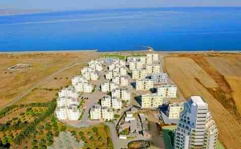 Берег моря, квартиры с двумя спальными комнатами, Газиверен