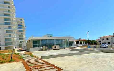 Апартаменты 3+1 в комплексе на берегу моря