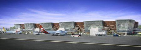 Аэропорт на Северном Кипре- Альянс