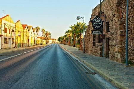 Города на Кипре - Фамагуста