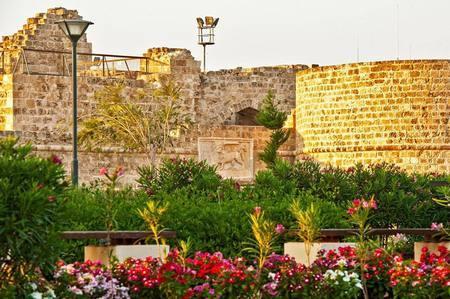 город Фамагуста на Кипре