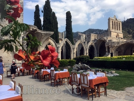 Places of interest in Cyprus - Bellapais - Alliance NC