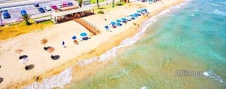 Пляжи на Северном Кипре- Alliance N