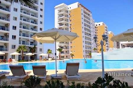 квартира в комплексе в Кирении - аренда на Северном Кипре