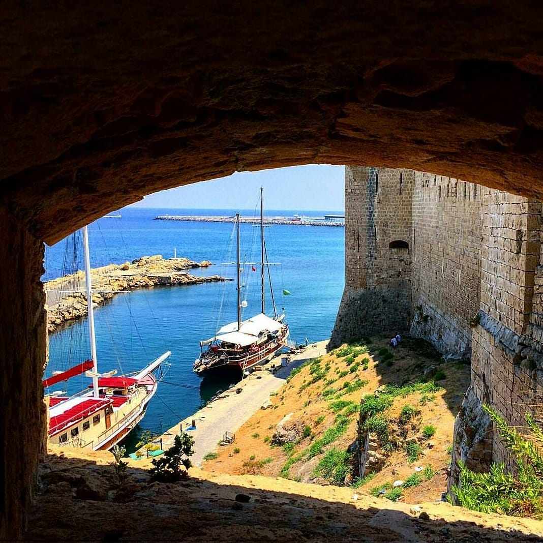 Girne, cities of Northern Cyprus - Alliance-Estate