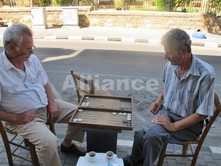 Население Северного Кипра, Лефкоша