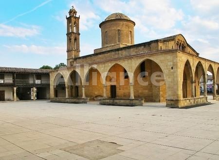 Город Гюзельюрт, церковь святого Мамаса