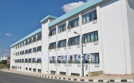 Universities in North Cyprus- campus in Lefcosa
