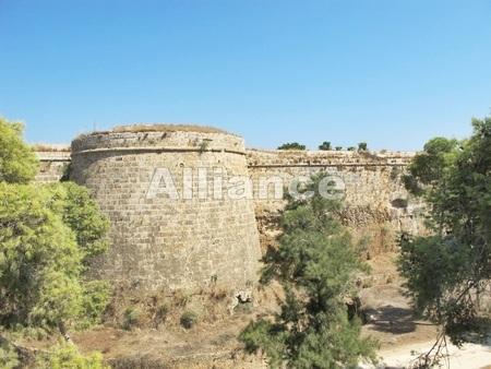 Города Кипра Фамагуста