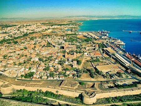 Famagusta - city in North Cyprus