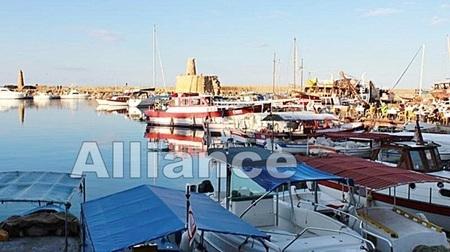 Кирения - старый порт