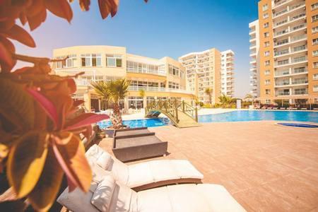 пляжные апартаменты на Кипре