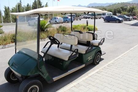отдых, туризм- гольфклуб на Кипре