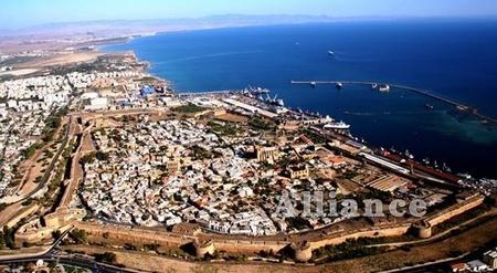 Фамагуста - разделенный город на Кипре