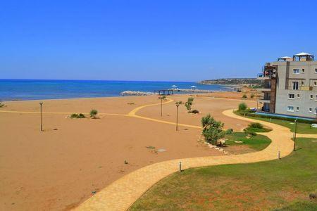 курортный комплекс на Кипре