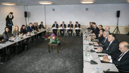 Новости Кипра - встреча в Женеве
